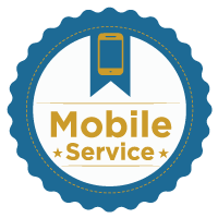 Mobile-Service-badge