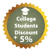 college-students discount badge